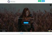 NAV Company / NAV Company - social web & physical activity