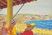 Vintage Posters - Australia