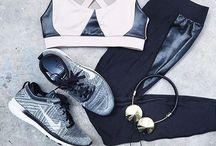 The Fitness Fashionista