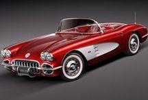 Evolution of Automobile Models / History of Automobile Models