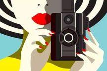 Graphic Design - Malika Favre / Graphic Design - Malika Favre
