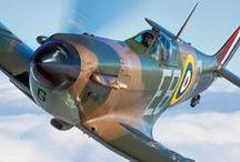 Spitfire Aircraft