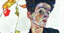 EGON SCHIELE | THE JUBILEESHOW / In 2018, 100 years after his death, a special exhibition is dedicated to the central artist of the Leopold Museum's collection, Egon Schiele (1890–1918): unique in its combination of paintings, works on paper and archival material, the exhibition touches upon the most important themes in the artist's oeuvre.