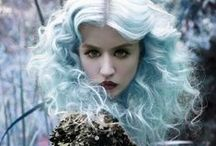 Pastel & Bright Colorful Hair / Who can resist brightly coloured and pastel coloured hair?