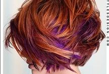 FABulous hair / Hair ideas and inspirations  www.zoefraser-unisex.co.za