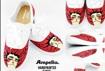 Ampelia Shoes Collection May/June 2013 / Pretty summer collection