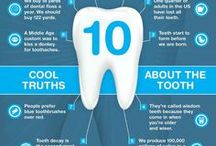 Dental Facts and Trivia / Dental knowledge for you to impress your friends and family.