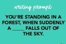 writing prompts / writing prompts, writing prompts for writers, writing prompts for teens, writing prompts for adults, creative writing prompts