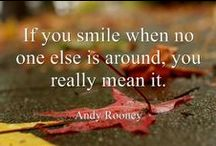 Smile Quotes / You wouldn't have this many quotes about your smile if it wasn't important, right?  Smile big today.