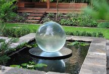 Water ponds & features / Garden designs from Water fountains to ponds & Streams