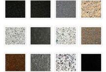 Asto | MATERIALEN / Materialen bij Asto keukens en badkamers