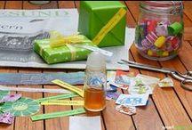 Für die Kids / Eine Pinnwand nur für Ideen für und mit Kindern. selbstgebstaltes Spielzeug, Ideen für Spiele, Lernmaterialien und nachhaltige Tipps und Tricks für junge Eltern und Kinder