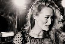 meryl streep / Mary Louise Streep / by sylvie ☾