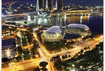 Singapore. Ni hao. / Hello Singapore