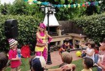 Animaciones Infantiles en Barcelona / Animación Infantil a domicilio, locales... Fiestas Infantiles temáticas Frozen, Violetta, Star Wars, Mini Disco. Tenemos variadas opciones para su evento.