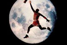 Michael Jordan / by Nate King