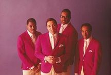 Smokey Robinson (and The Miracles) / by Nate King