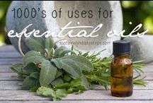 Essential Oils & the Benefits