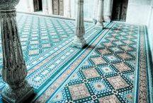 Islamic Patterns / Beautiful Islamic Patterns