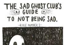 Spécial: Sad Ghost Club's | Guia para Não ficar triste / @theofficialsadghostclub
