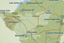 Zimbabwe / My Routes