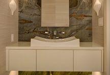 Bathroom shower / Design