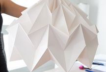 Origami &a other paper folding