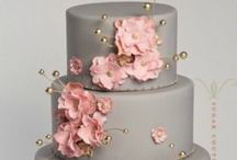 * wedding cake *