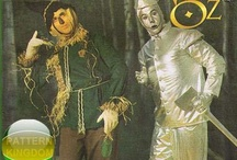 Wizard of Oz Costume Patterns