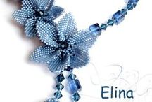 Beaux Bijoux / De superbes bijoux, glam, diams, fait-main, en perles... De véritables chef-d'oeuvre!