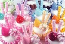 dolci di feltro