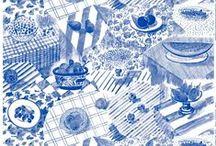 Marimekko / Unikko.  The greatest design ever!
