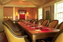 Executive Boardroom  / An Executive Board Room - Meeting Room in our Cottage  / by Homestead Inn - Thomas Henkelmann