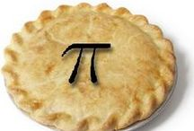 Pies, Sweet and Savory / Pies for Popeye Pi, my mathematician-scientist son!
