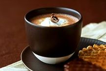 Winter Drinks / Cozy up with any of these warm drink recipes this winter.