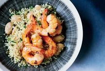 Main Course: Seafood Recipes / by Shreya Rao