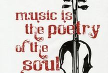 poster: music