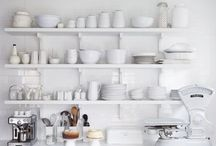 Dream Kitchens and Dining Spaces / This board  includes amazing decorating, organization and storage ideas for the kitchen and dining areas, as well as cookware that will turn you into a chef! / by Emma