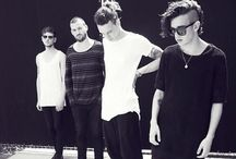 HOLY TRINITY OF BANDS / ARCTIC MONKEYS / THE 1975 / THE NEIGHBOURHOOD