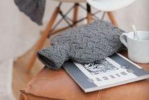 Cosy ♡ Wohnzimmer / Einfach mal einkuscheln. Wohninspiration für dein Zuhause.