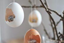 Cosy ♡ Ostern / Oster-Inspirationen zum Naschen, Stöbern und Selbermachen. Hoppy Easter!