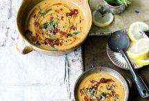 KOCHEN #suppen / Warm und wohlig - das verbinde ich mit einer Suppe. Tolle Rezepte findet ihr hier.