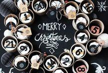 Cosy ♡ Adventskalender / Macht Euren Liebsten eine Freude und kreiert Euren ganz persönlichen Adventskalender!