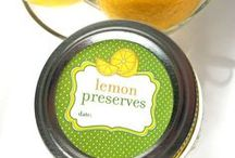 Canning Citrus / Citrus canning recipes, lemons, limes, & oranges, oh my! And grapefruit too :) Jelly, jam, preserves, marmalade, & more!