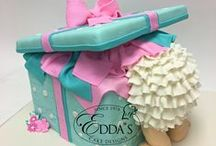 Baby Shower Cakes / Some great cake ideas for your sweet bundle of joy.