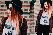 Fashion / Love grunge fashion and Japanese Street fashion