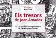 El món de Joan Amades / Barcelona (1890 - 1959) Folklorista Català que  desenvolupà una intensa activitat en l'estudi de la cultura popular i tradicional.