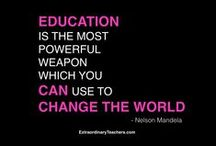 Inspiring Teacher Quotes / Inspiring Teacher Quotes For Extraordinary Teachers!