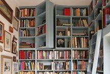 Libreros soñados