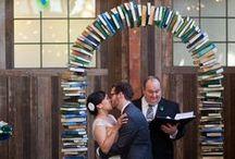 TODO gira alrededor de los libros